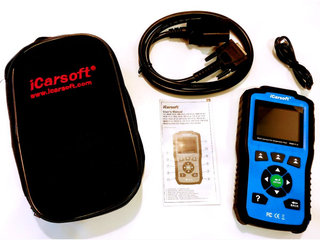 iCarsoft MB V1.0 scanner til Mercedes Benz, Sprinter og SMART