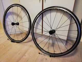 Shimano Dura Ace WH-9100