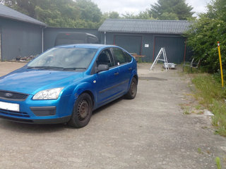 Ford Focus Reservedels bil