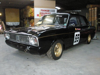 Ford Cortina 1600GT