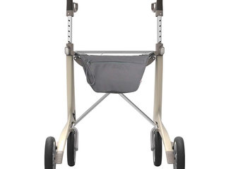 Rollator - ByACRE Carbon Ultralight - Cremehvid - 3