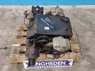 New Holland CR 9080  Gearkasse 87572339
