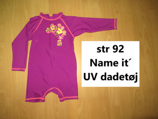 16) str 92 Name it´ UV badetøj