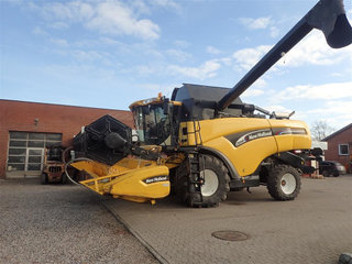 New Holland CX840 FSH 24 FOD