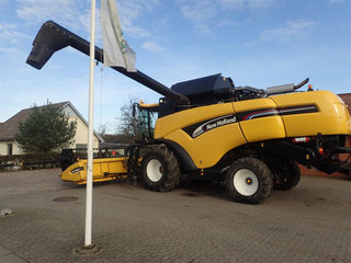 New Holland CX840 FSH 24 FOD  - 4
