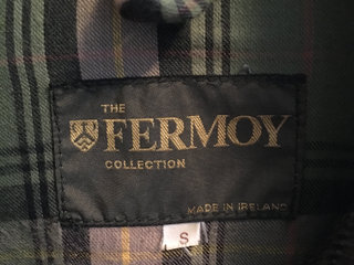 The Fermoy Collection frakke