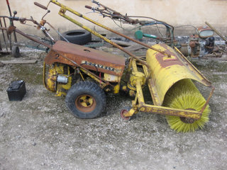 Gravely Cormmercial 10A