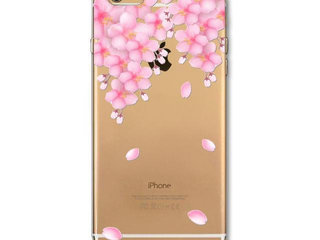 Silikone cover iPhone 4 4s 5 5s SE 6 el 6s