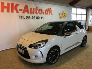 Citroën DS3 1,6 THP Sport start/stop 165HK 3d 6g