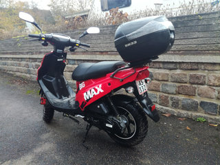 Pgo big max. 45 scooter. Den er som ny