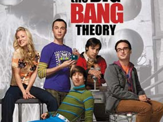 THE BIG BANG THEORY sæson 1 til 3