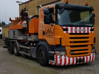 Slamsugere - MAN, Scania, Volvo, Iveco