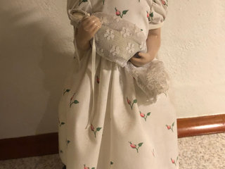 Mary doll of then year , B&G, 1983 B&G