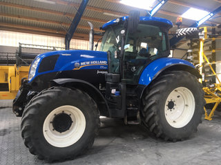 New Holland T7.210 AC TG