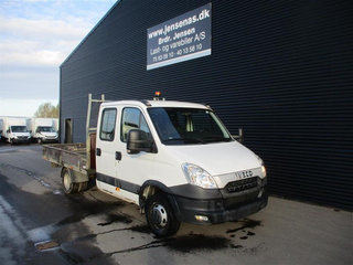 Iveco Daily 2,3 D MANDSKABSBIL 35C13 126HK Ladv./Chas.