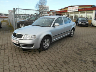 Superb 2,0 TDi Comfort