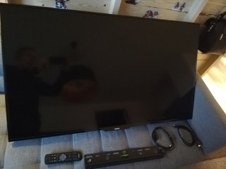 "Philips 50"" smart led tv"