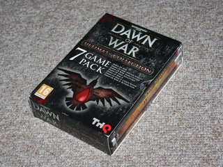 Warhammer 40.000 Dawn of War 7 game pack
