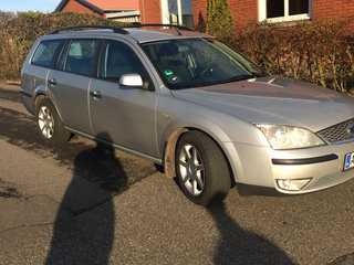 Ford Mondeo TDCI 130 St.Car