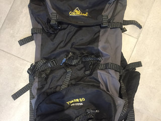 High Colorado Yukon 60 backpack