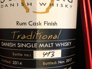 Stauning whisky Traditional