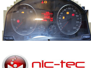 Golf 5 - Touran - Caddy instrument / speedometer rep.
