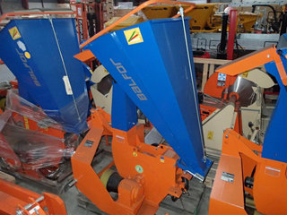 - - -  Balfor BF 100C PTO, Lagersalg - 3