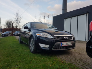 ford mondeo 2.5T 20V