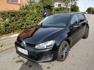 VW Golf VII 1.4 TSI 122 DSG Highline BMT