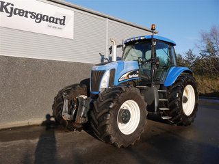New Holland TG 285 SS frontlift