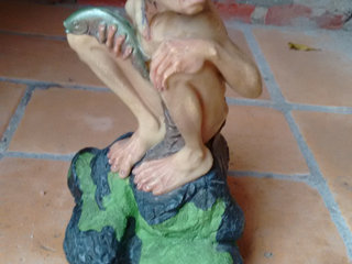 Gollum - Smeagol figur Lord of the Rings