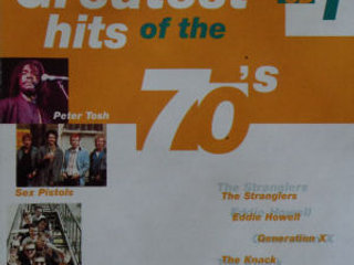 Greatest hits of the 70's. 8 CD'er