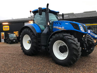 New Holland 290HD