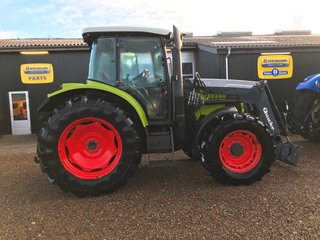 CLAAS ARES 557 ARX