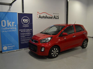 Picanto 1,2 Limited
