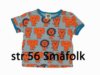 65) str 56 Småfolk t-shirt.