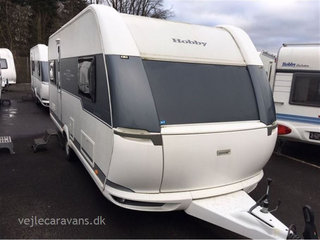 2014 - Hobby Excellent 540 UL