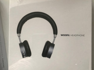WOOFit Headphone m/ cover