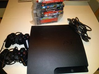 "Play station 3 ""slim"""