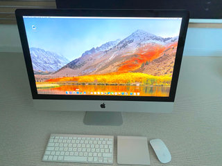 "27"" Apple IMac,  3,33 GHZ, 1 TB"