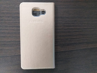 Cover, Samsung, guld