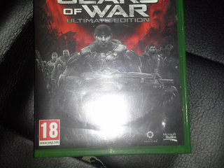 Xbox one spil. Gears of war ultimate