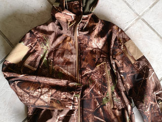 Camouflage Realtree Softshell str. S-M