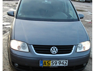 VW Touran 2.0 TDI AUT. Highline