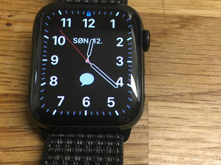 Topmodel Apple watch 5 space Black