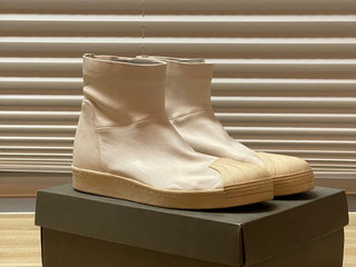 Superstar Ankle Boot Rick Owens