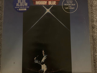 Elvis Moody Blue
