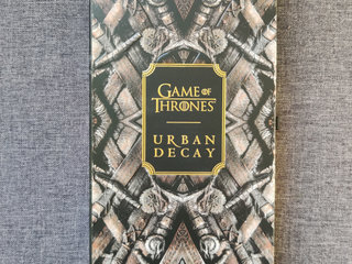 Urban Decay Game of Thones palette