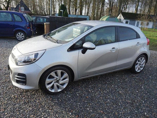 Kia Rio 1,2 CVVT Attraction Plus 85HK 5d