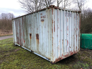 Container 20 fod
